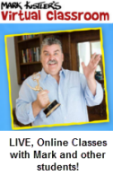 SAVE 73% on Mark Kistler's Virtual Classroom