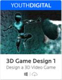 SAVE 40% + GET 500 SMARTPOINTS on 3D Game Design