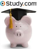 SAVE UP TO 70% on Study.com
