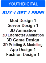 BUY 1 GET 1 FREE! on Youth Digital Buy 1 Get 1 Free