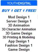 BUY 1 GET 1 FREE! on Youth Digital Buy 1 Get 1 Free