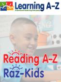 SAVE 60% on Reading A-Z + Raz-Kids