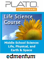 UNLIMITED SCIENCE for $15/month on PLATO Middle School Science