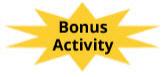 Bonus Activity