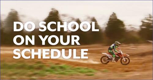 Do School on Your Schedule