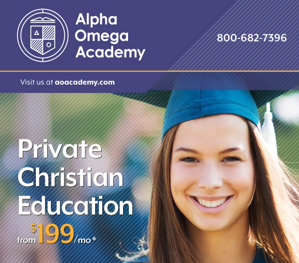 Private Christian Education from $199/mo.