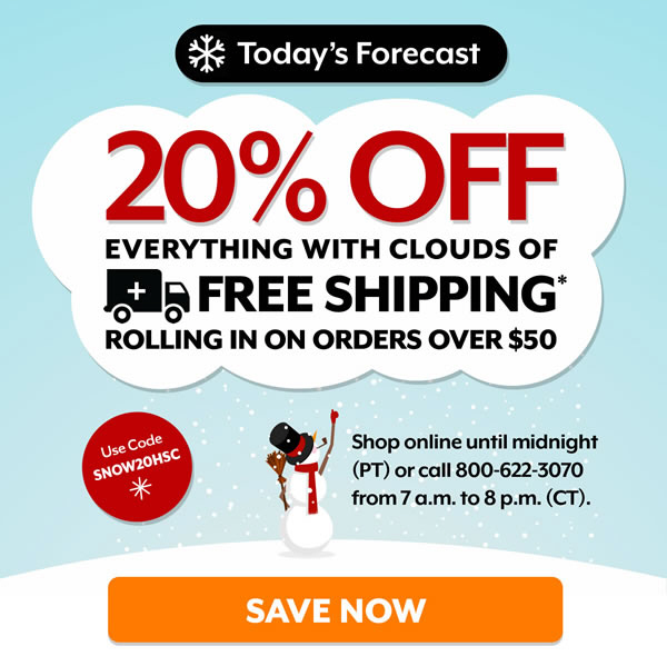 Homeschool Snow Day Forecast | 20% off Today Only