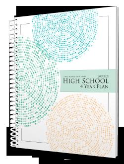 High School 4 Year Plan