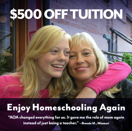 $500 off Tuition at Alpha Omega Academy