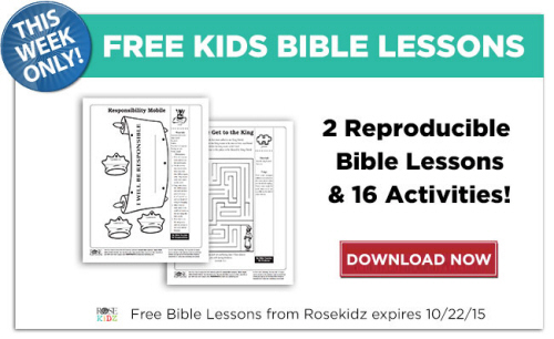 2 Free Kids Lessons