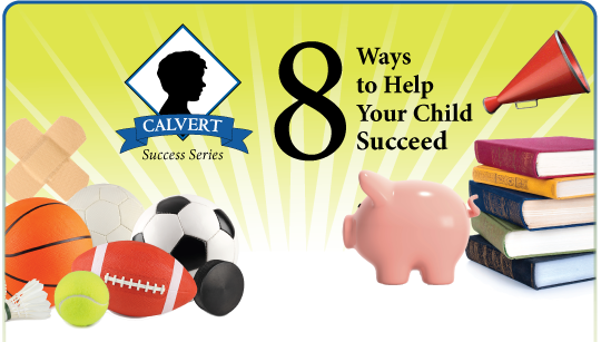 8 Ways to Help Your Child Succeed