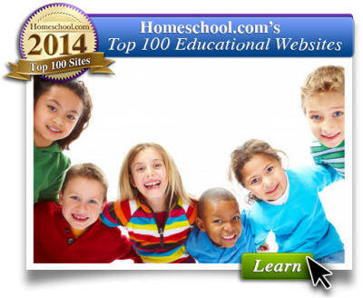 Homeshcool.com's Top 100 Educational Websites for 2014