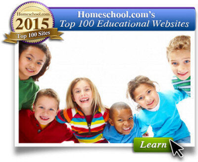 Homeschool com's Top 100 Educational Websites for 2015