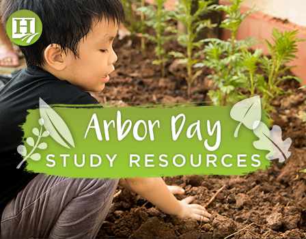 Arbor Day Free Study Resources