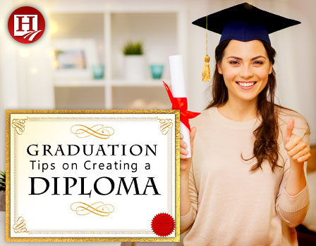 Creating a Homeschool Diploma for Your High School Student