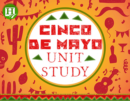Are you ready for Cinco de Mayo with your homeschooler?