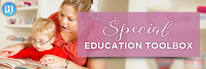 Special Education Toolbox - Homeschooling