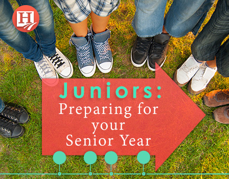 Help your juniors prepare for their senior year!