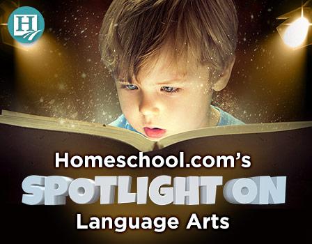 Homeschooling language arts doesn't have to be tough!