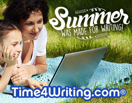 Summer was made for Writing!