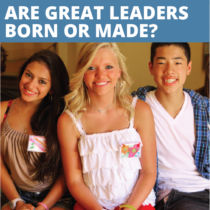 Are Great Leaders Born or Made?