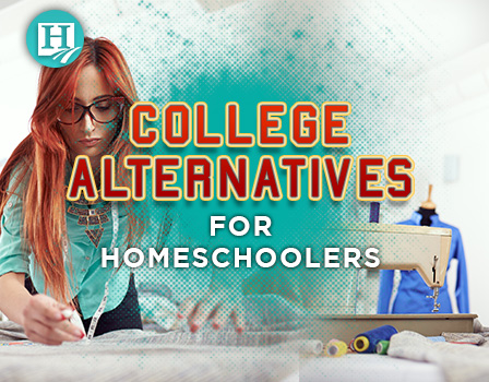 College Alternatives for Homeschoolers