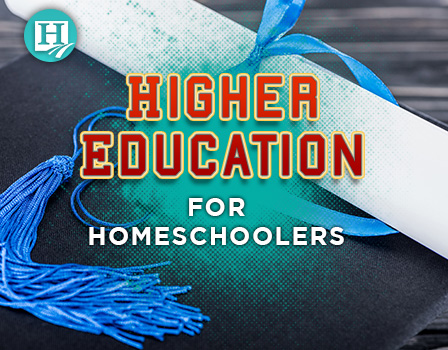 Higher Education for Homeschoolers
