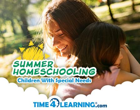 Summer Homeschooling: Children with Special Needs