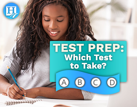Test Prep: Which Test to Take?