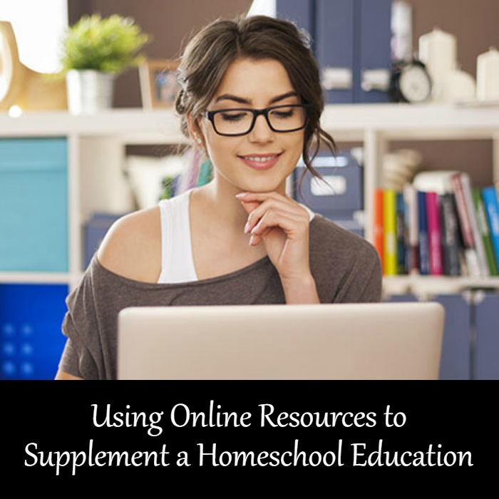 Using Online Resources to Supplement a Homeschool Education