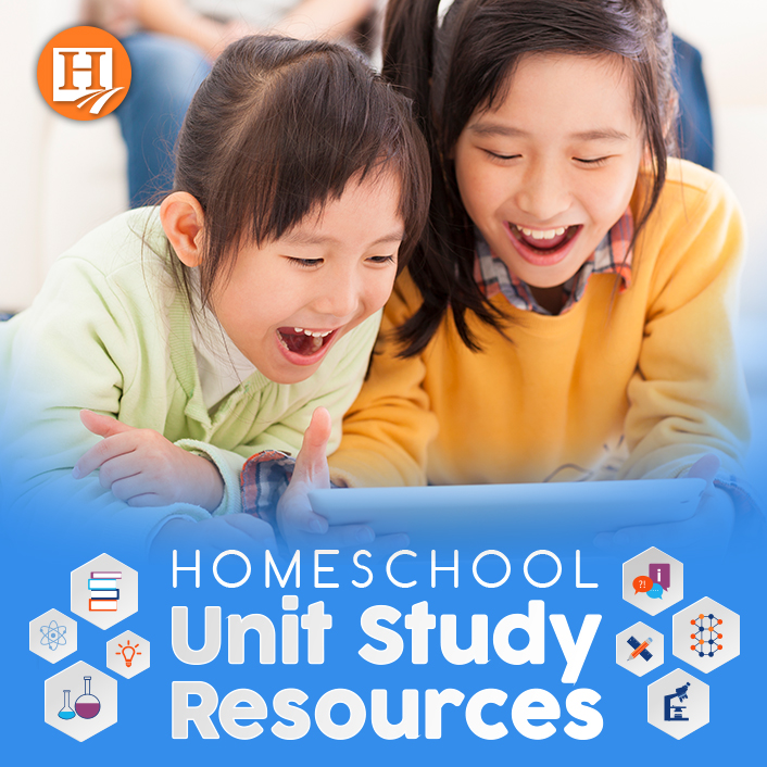 Homeschool Unit Study Resources