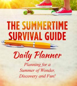 Summer Survival Guide Planner