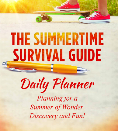 Summer Survival Guide Planner