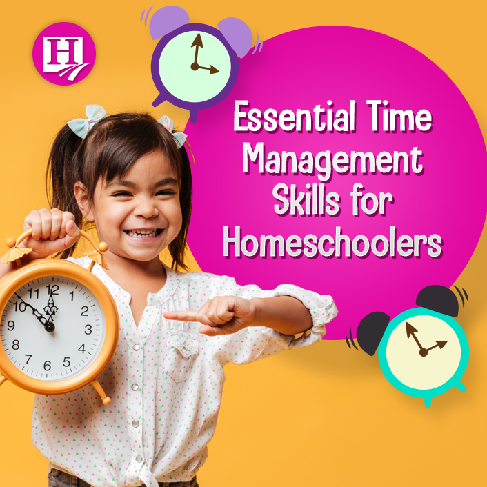 Help your teen develop time management skills!