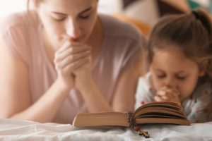 Bible is probably the most important part of a homeschooler's day!