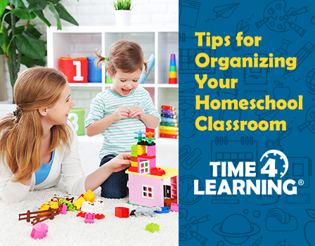 Tips for Organizing Your Homeschool Classroom
