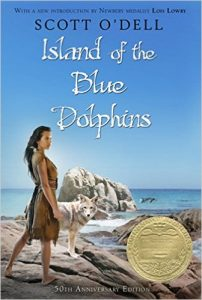 If your middle schooler likes Survivor, he or she will love Island of the Blue Dolphins!