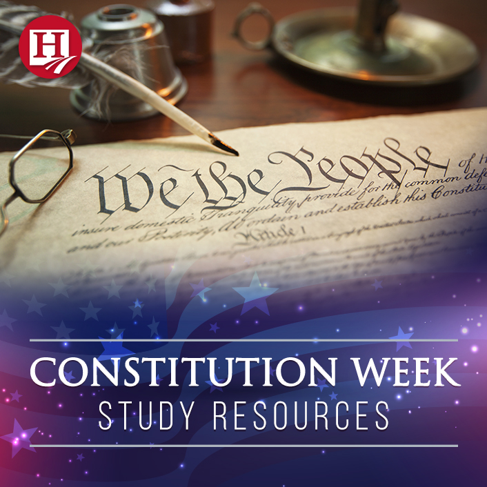 We have loads of resources to add to your study of the Constitution!