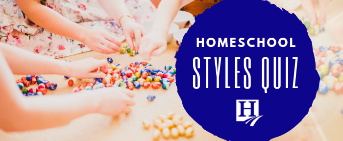 Homeschool Styles Quiz