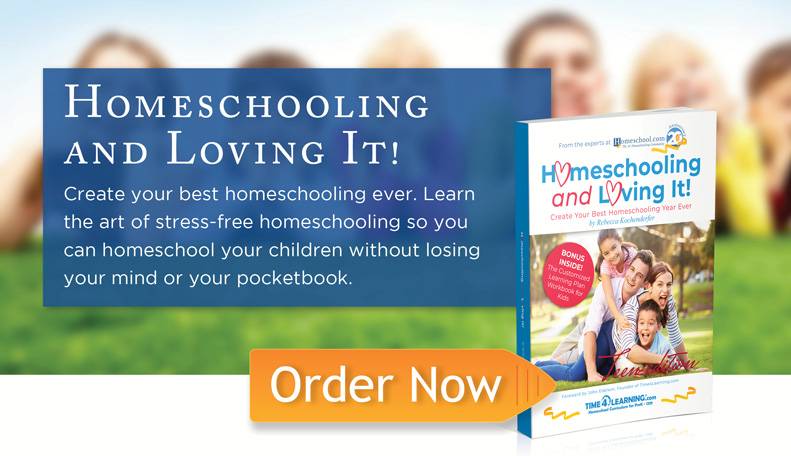 Homeschooling and Loving It Book