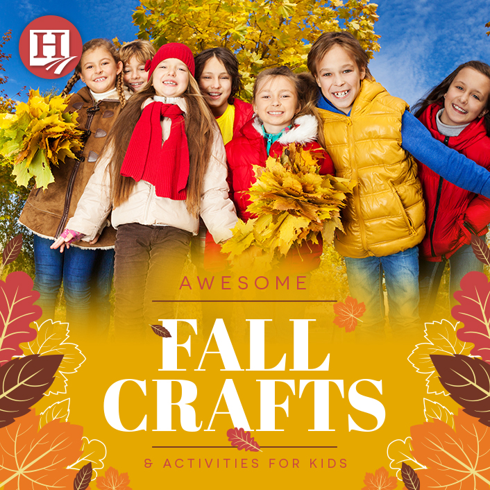 Awesome Fall Crafts and Activities for Kids