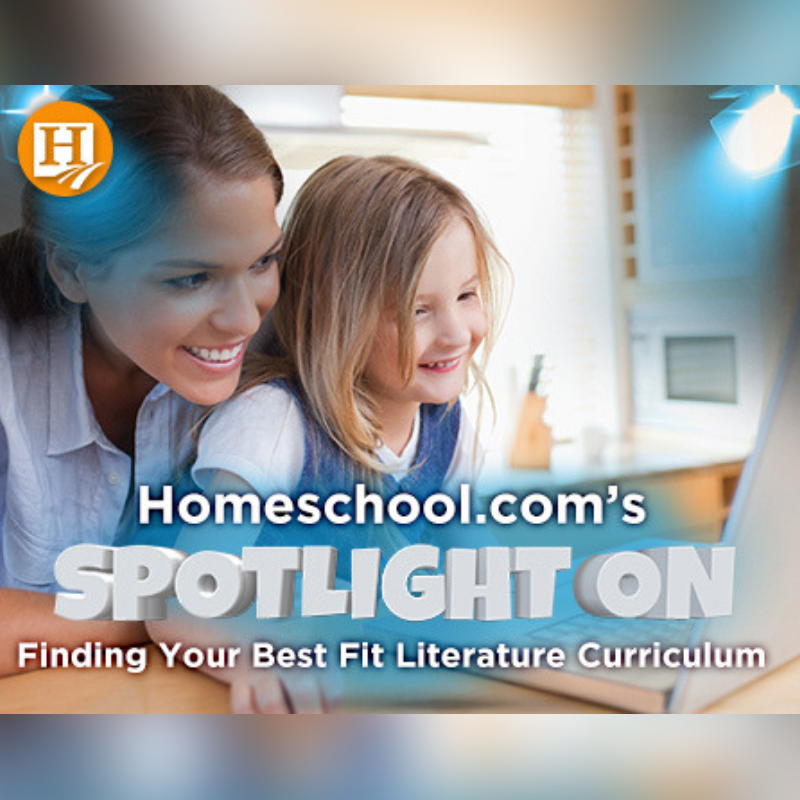 Finding Your Best Fit Literature Curriculum
