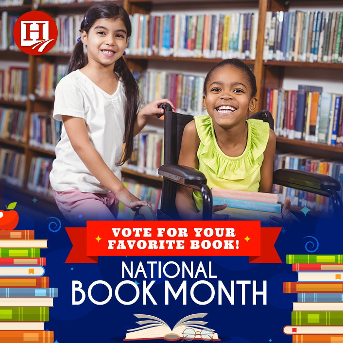 Share Your Favorite Book!