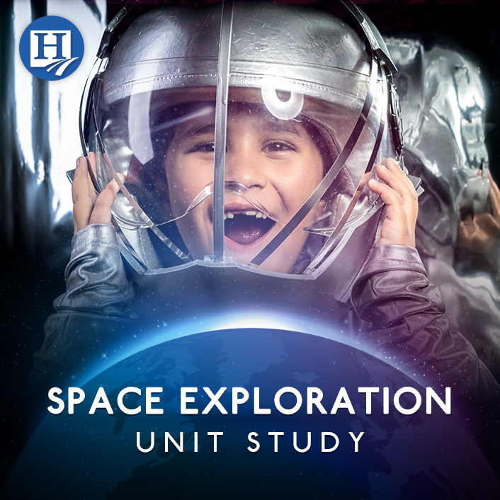 Make Your Own Space Exploration Unit Study!