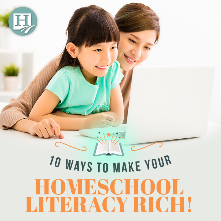 Looking to enrich your homeschool by using classic literature?