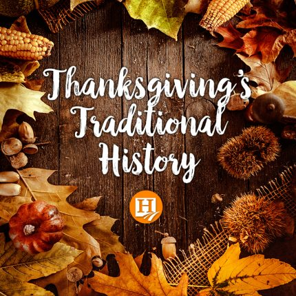 Do you know the origins of Thanksgiving?