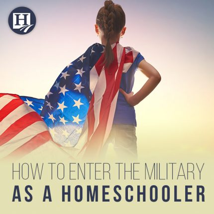 Homeschooled students can receive a bonus for enlisting in the Army!