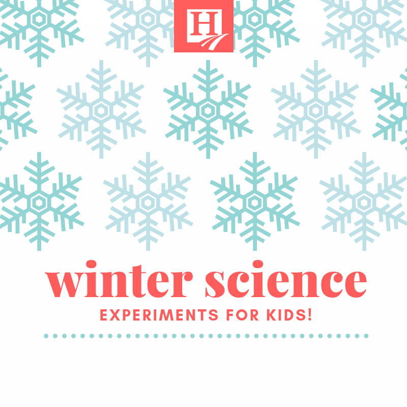 Winter Science Experiments