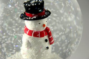 Handmade snowglobes are the perfect STEAM project for Christmas!