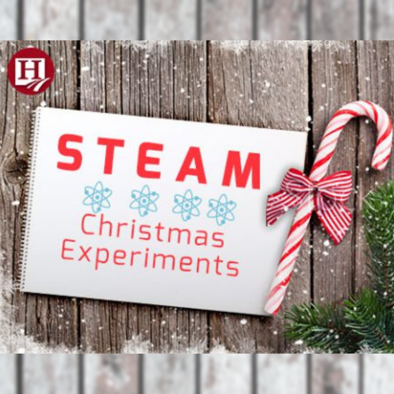 STEAM Christmas Experiment